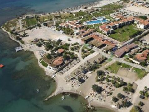 Alacati Beach Resort Otel Image