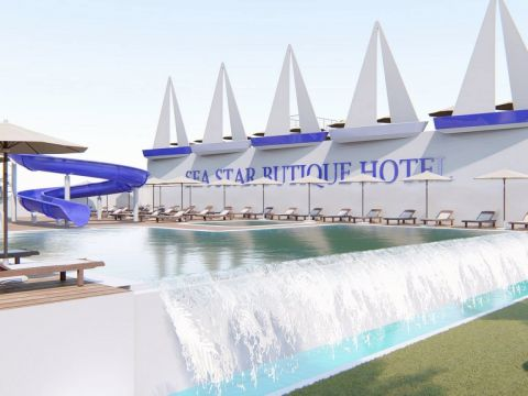 Sea Star Hotel Alanya Thumb Image:23