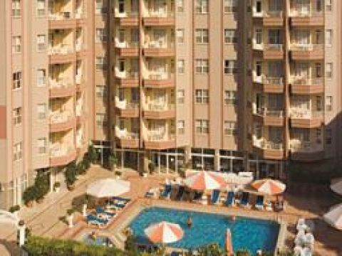 Dolphin Suit Apart Hotel Alanya Image