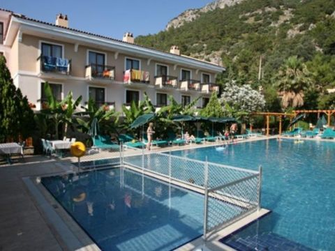Perdikia Hill Resort Hotel Image